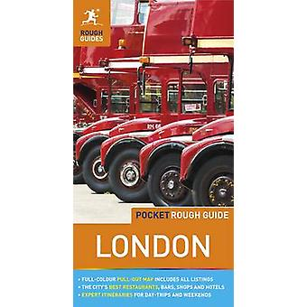 Pocket Rough Guide London by Samantha Cook - 9780241256145 Book