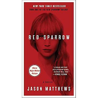 Red Sparrow by Photographer Jason Matthews - 9781501168918 Book