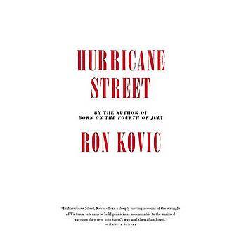 Hurricane Street by Ron Kovic - 9781617754500 Book
