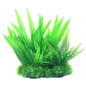 Betta Choice Green Combi Plastic Plant 23cm