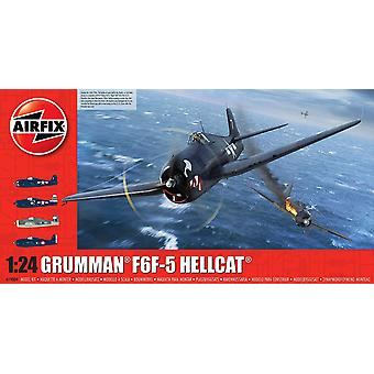 Airfix A19004 Grumman F6F-5 Hellcat 1:24 Model Kit