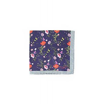 Ted Baker Mens Hedgepok Silk Pocket Square