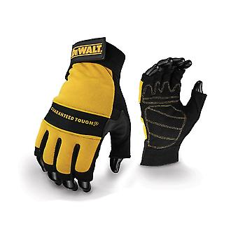 Dewalt Unisex Tough Fingerless Performance Glove