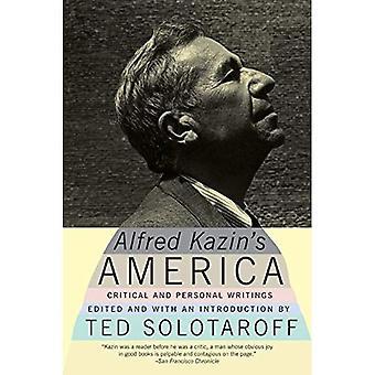 Alfred Kazin ' s-Amerika: kritische en persoonlijke geschriften