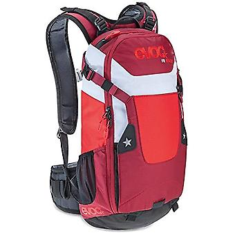 evoc Protector Track Adult Unisex Backpack - Red