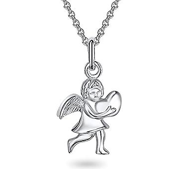 Rafaela Donata - Venetian chain with angel pendant - Silver Sterling 925 - Silver Sterling Necklace - Jewelry d'silver - 60903063