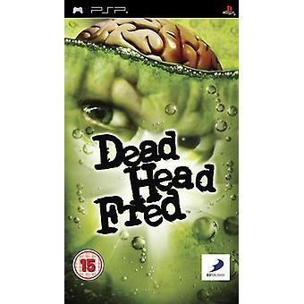Dead Head Fred (PSP) - Uutena