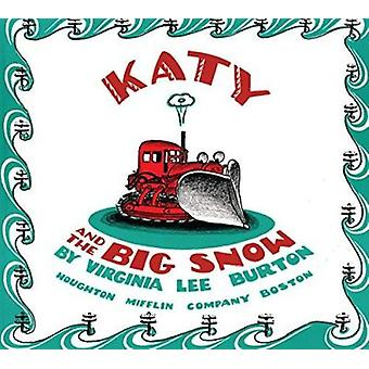 Katy and the Big Snow Board Book by Virginia Lee Burton - 97805473714