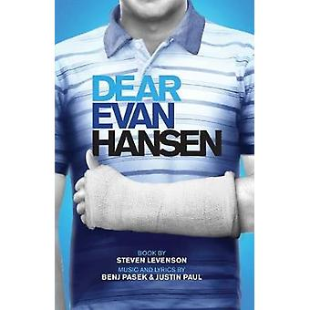 Dear Evan Hansen (TCG Edition) by Steven Levenson - 9781559365604 Book