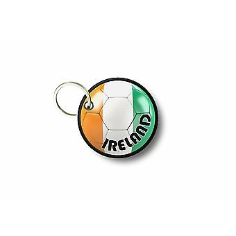 Cle Cles Key Brode Patch Ecusson Flag Balloon Foot Ireland