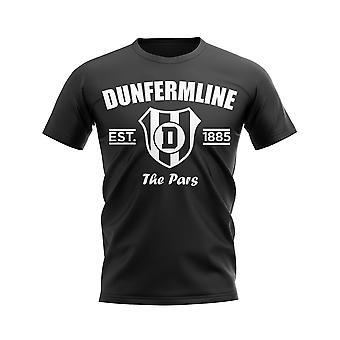 دنفرملين أنشأت كرة القدم تي شيرت (أسود)