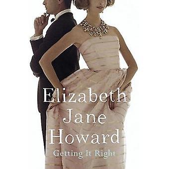 Getting It Right by Jane Howard & Elizabeth