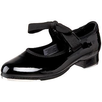 Kids Bloch Girls Annie Tyette Low Top Lace Up Dance Shoes