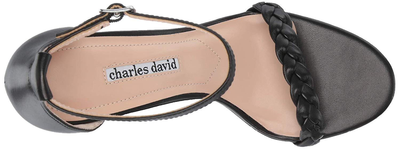 Charles David Kvinner ' S Kamille Pump