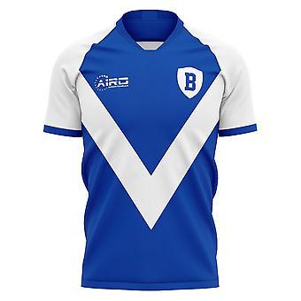2019-2020 Brescia Home Concept Football Camicia