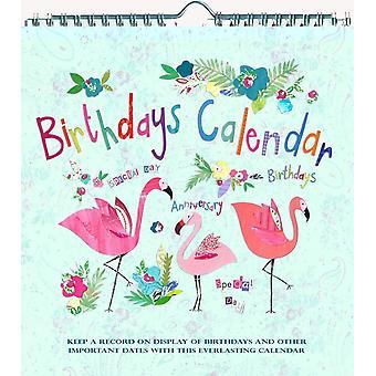 Everlasting Birthday Calendar