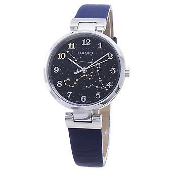 Casio Quarz LTP-E06L-2A LTPE06L-2A Analog Damen's Uhr