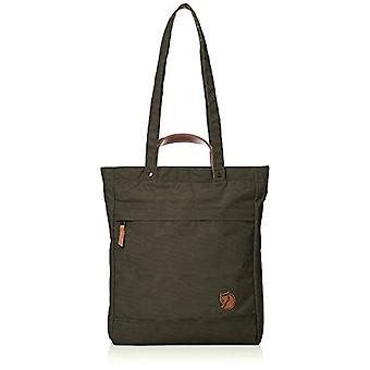 FJALLRAVEN Totepack No 1 Unisex Crossneck Bag Green Woods 39 x 32 x 11 cm 14 L