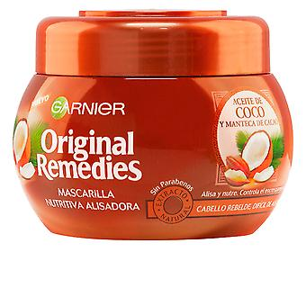 Garnier Original Remedies Mask Aceite Coco Y Cacao 300 Ml Unisex