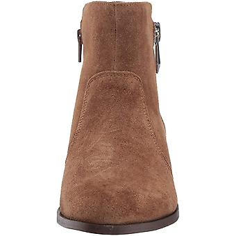 Marc Fisher Women's Rail Ankle Boot Brown 7.5 M US