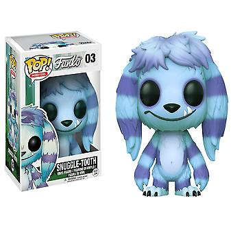 Wetmore Forest Snuggle-Tooth Pop! Vinyl