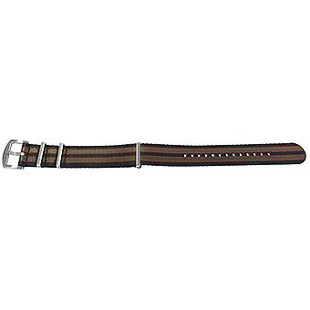 N.a.t.o g10 zulu watch strap james bond style 1.4mm thick