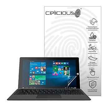 Celicious Impact Anti-Shock Shatterproof Screen Protector Film Compatible with Linx 12v64