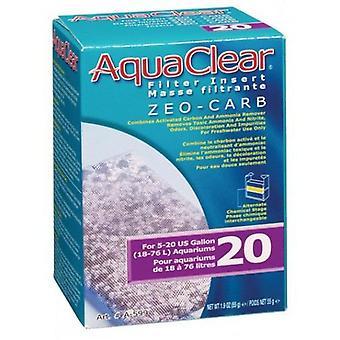 Aquaclear AQUACLEAR 20 / MINI ZEO-CARB INSERT