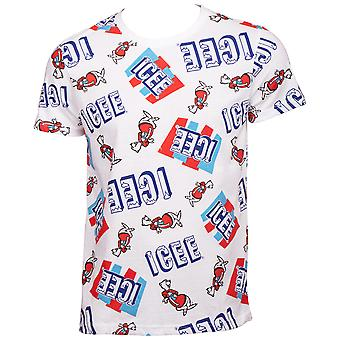 Icee All Over Print T-Shirt