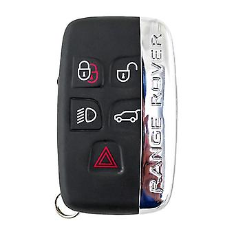 Custom To Suit Land Rover Range Rover 5 Button Remote Key Shell