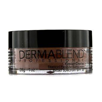 Dermablend Cover Creme Broad Spectrum SPF 30 (High Color Coverage) - Chocolate Brown 28g/1oz