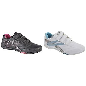 Dek Womens/Ladies Raven 3 Touch Fastening Trainers