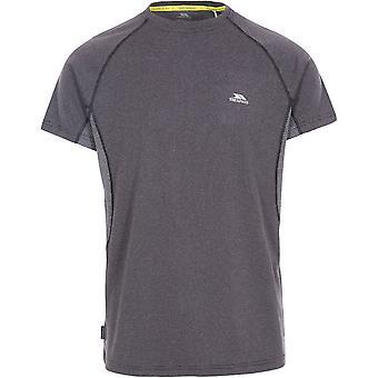 Trespass Mens Noah Short Sleeve Quick Drying Running T Shirt