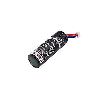 Batería para Datalogic 128003203 BT-32 RBP-2X00 QuickScan QBT2400 QBT2430 QBT2X
