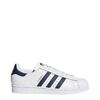 Adidas Original Unisex All Year Sneakers - White Color 32095