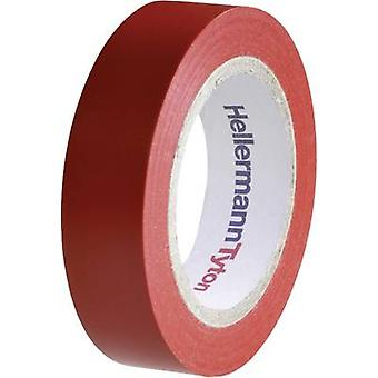 HellermannTyton HelaTape Flex 15 710-00101 Electrical tape HelaTape Flex 15 Red (L x W) 10 m x 15 mm 1 pc(s)