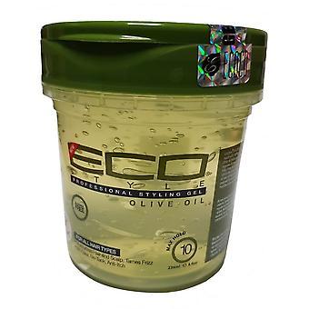 Eco Styler Olive Oil Gel 8oz