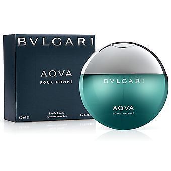 Bvlgari Aqva Eau de Toilette Spray 50ml