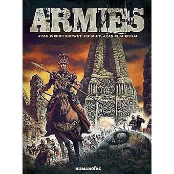 Armies by Jean-Pierre Dionnet - Jean-Claude Gal - 9781594658594 Book