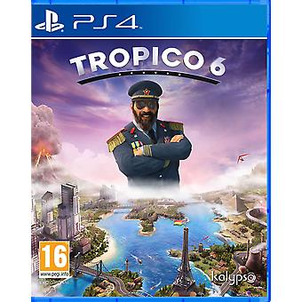 Tropico 6 Strategy PS4 Game