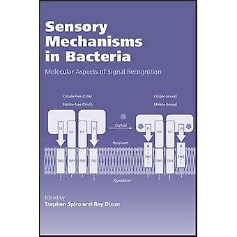 Sensory Mechanisms in Bacteria Molecular Aspects of Signal Recognition by Spiro & Stephen