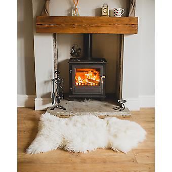 Nordvek Premium Luxury Natural Sheepskin Rug - Single Pelt - Grade A # 601-100