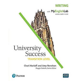 University Success Writing - Transition Level - with MyLab English by