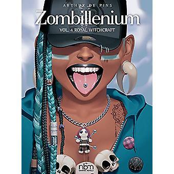 Zombillenium Vol. 4 - Air Girl by Arthur de Pins - 9781681122199 Book