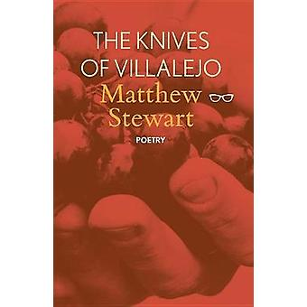 The Knives of Villalejo by Matthew Stewart - 9781911335634 Book