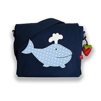 Unbekannt La Fraise Rouge 10014-7 Children-Sports Bag - Color Blue