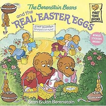 The Berenstain Bears and the Real Easter Eggs by Stan Berenstain - Ja