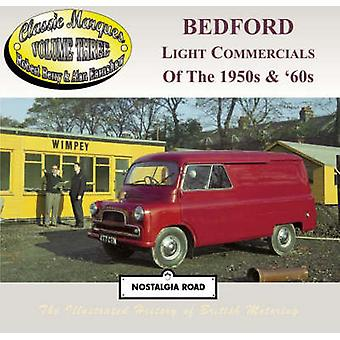 Bedford Light Commercials of the 1950s and '60s by Robert Berry - Ala
