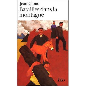 Batailles Dans La Montagne by Jean Giono - 9782070366248 Book