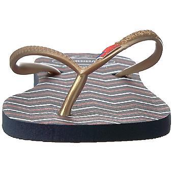 Havaianas Naiset's Slim Flip Flop Sandaalit, Americana
